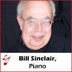 Bill Sinclair - Piano